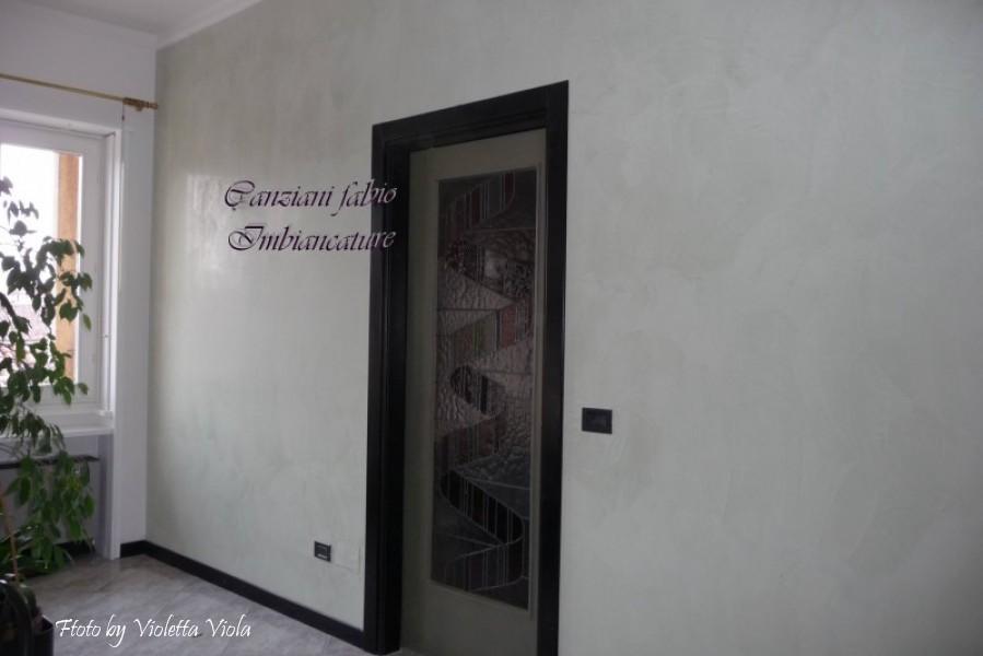 Interni canziani fabio imbiancature novara 348 7376942 for Bagni con stucco veneziano