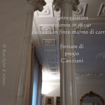 Decorazioni cornici in gesso archives canziani fabio - Decorazioni in gesso ...