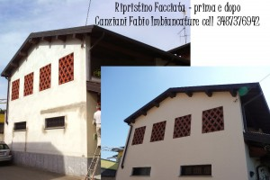 Tinteggiature Novara prima e dopo 6