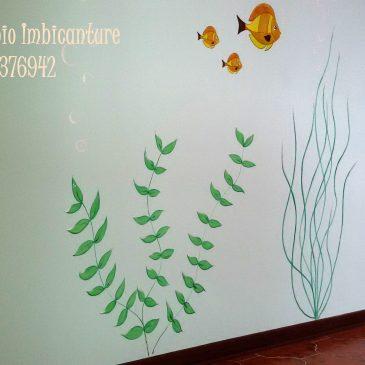 Decorazione murale casa cameretta archives canziani - Decorazione murale ...