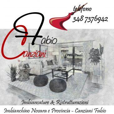 Servizi Imbiancatura Novara Canziani Fabio