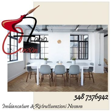 Decoratore  Imbianchino –  negozi, uffici e attività commerciali